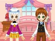 Casal de Namorados Adolescentes