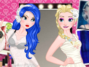 Frozen: Noiva Clássica ou Noiva Rebele