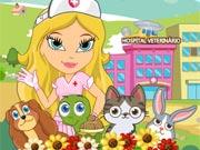 Cuidar dos Animaizinhos no Hospital
