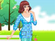 Vestir a Garota para o Verão