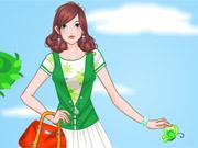 Vestida de Primavera