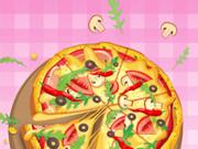 Cozinhando Pizza