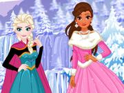 As Férias da Elsa e da Moana