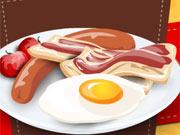 Prepare Ovos e Bacon