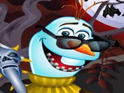 Olaf no Halloween