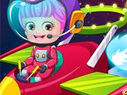 Vista Hazel de Astronauta