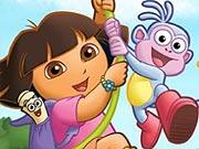 Dora e a Sua Aventura de Aniversário
