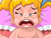 Bebé Shona Doente