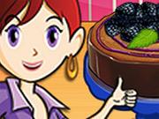 Sara Cozinha Cheesecake Groselha