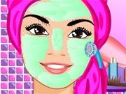 Selena Gomez no Salão de Beleza