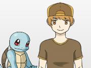 Crie um Treinador de Pokémon