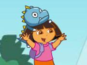 Dora Salva Dinossauro Bebê