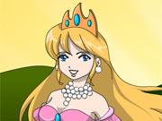Colorir a Princesa Ana