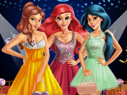 Arrume as Princesas Disney