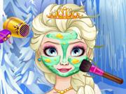 Princesa Elsa Maquiagem Encantada