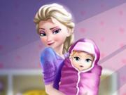 Elsa Dá à Luz