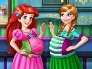 Ariel e Anna: Amigas Grávidas de Verdade