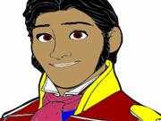 Colorir o Príncipe Hans
