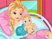 Elsa Vai Ser Mamãe