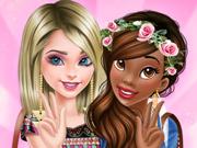 Elsa e Tiana: Amigas de Verdade