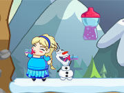 Elsa Perde Peso