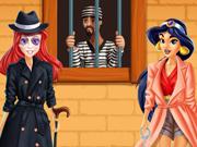 Jasmine e Ariel: Detetives com Estilo