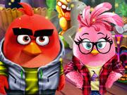 A Festa dos Angry Birds
