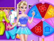 Elsa: Concurso de Moda