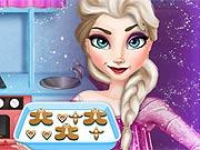 Elsa Cozinha Bolachas de Gengibre