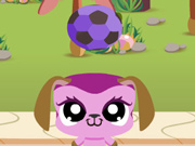 Littlest Pet Shop: O Cachorro e a Bola de Futebol