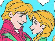 Dia de Casamento do Frozen