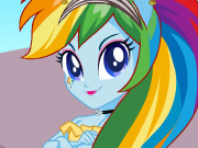 My Little Pony: Vista e Maquie a Rainbow Dash