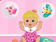 Baby Alive: Brinque com as Bolhas