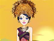 Vista a Noiva do Bali