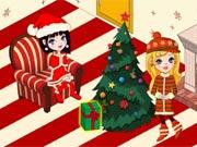 Decorar a Sala para o Natal