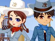 Vista os Dois Cowboys