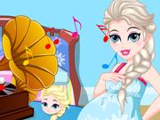Cuidando da Elsa Grávida