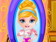 Desenhe o vestido da Bebê Barbie