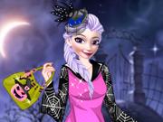 Primeiro Halloween das Princesas Frozen