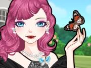 Maquie a Princesa das Borbuletas