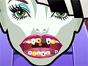 Frankie Stein no Dentista