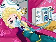 Elsa Fica Doente