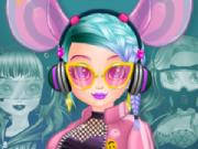 Princesas No Estilo Cyberpunk
