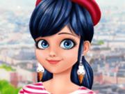 Vista a Ladybug em Paris