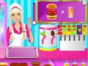Barbie Prepara Hambúrgueres Deliciosos