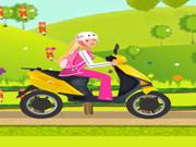 Barbie e a Moto da Escola