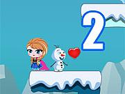 Anna e Olaf Salvam Elsa 2