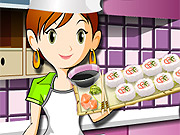 Sara Cozinha Sushi