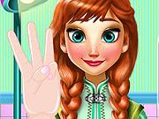Anna Trata Seus Olhos
