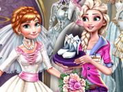 Elsa Planeja o Casamento da Anna